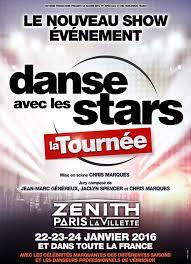 """La tournée """"Danse avec les Stars"""" 2016"""