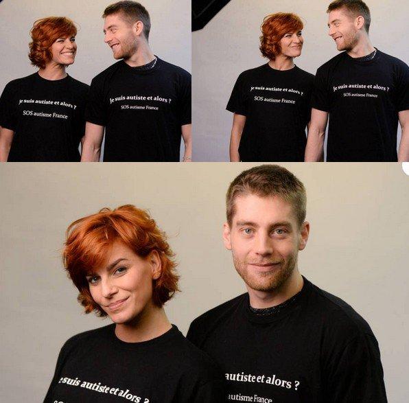 Yann-Alrick soutient SOS Autisme