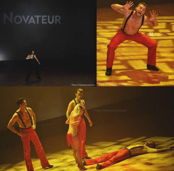 D'pendanse au Festival des stars de la danse