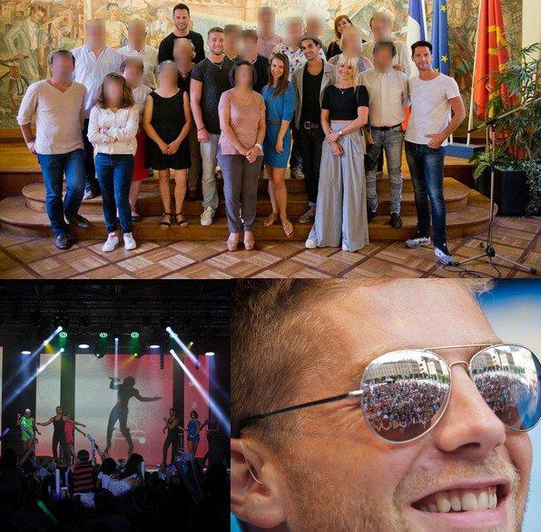 Tournée d'été TF1 à Albi