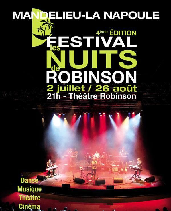 """D'pendanse au festival """"Les nuits de Robinson"""""""