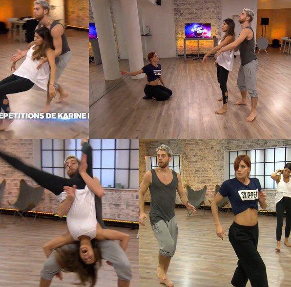DALS 7 : Prime 5 : la danse contemporaine