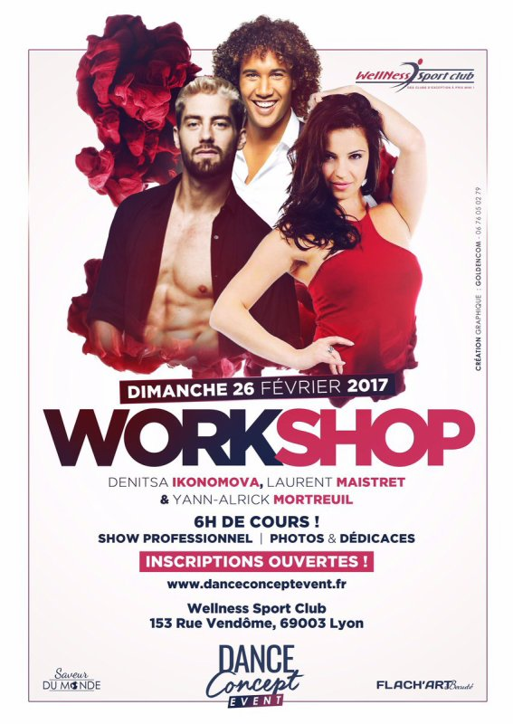 Workshop à Lyon