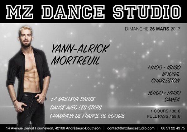 Stage de danse à Andrézieux-Bouthéon
