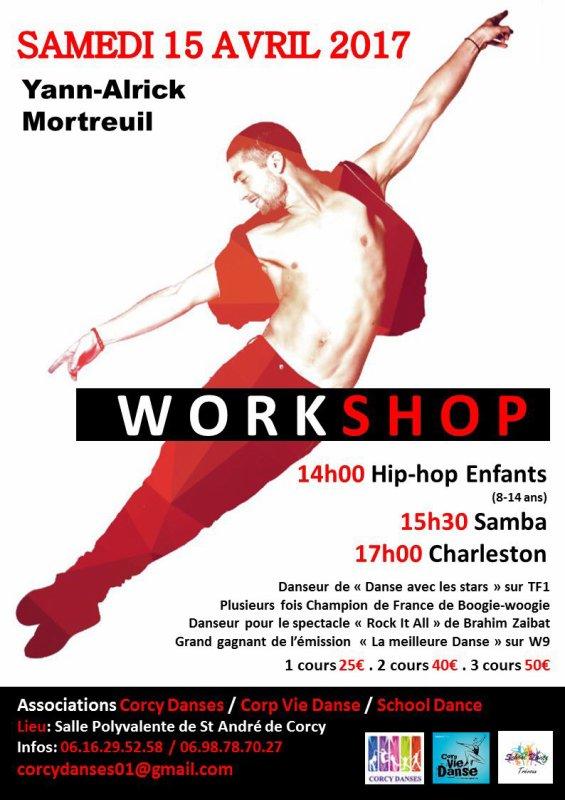 Workshop à Saint-André-de-Corcy