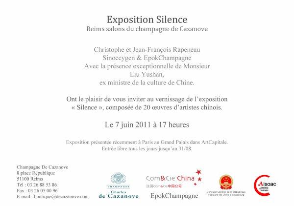 A Reims, nouvel espace d'exposition, regard sur la création chinoise contemporaine