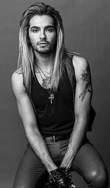 Bill kaulitz chanteur de Tokio Hotel