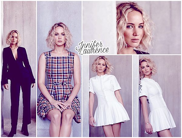 • _ELLE MALAISIE _____ - _JANUARY 2016 _- Cover & Shoot_______ _ « Jennifer Lawrence : Splendide et sans filtre. »