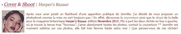 Flash - Harper's Bazaar