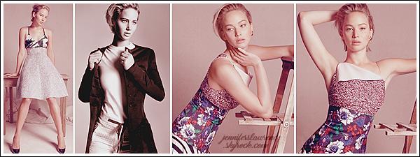 - • DIOR ⅠDécouvrez 04 nouvelles photos promotionnelles de Jennifer pour la campagne de sacs à main  « Miss Dior » : Un mystère quand même : où sont les sacs à main ? Bonne question me direz-vous! Les clichés datent de la saison Automne/Hiver 2014-2015.