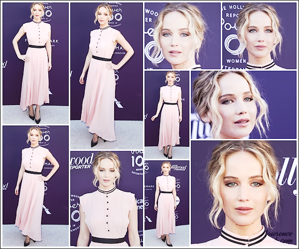 - • 06.12.17 l Jennifer était à l'événement « Women In Entertainment Breakfast » organisé dans Los Angeles (CA) : Organisé par The Hollywood Reporter, Jen a reçu la distinction Sherry Lansing Leadership Award pour son engagement dans l'industrie du cinéma !
