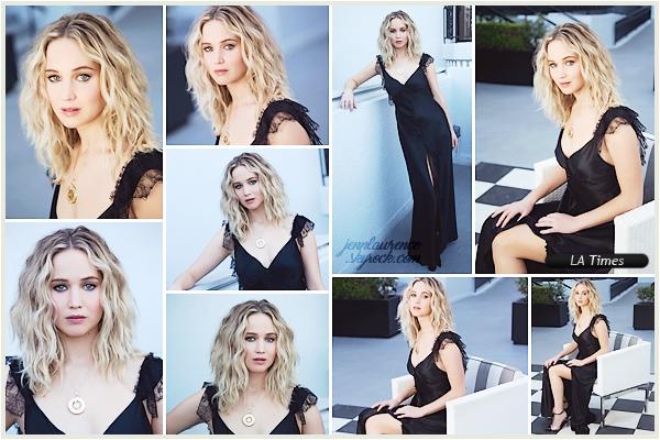 - • Découvrez 02 shoots différents de Jennifer dévoilés récemment au complet ▬ mars 2018 :