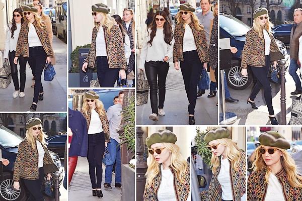 - • 25.02.19 l Jennifer Lawrence s'est rendue à un rendez-vous dans les bureaux de la marque « Dior » dans Paris (FR) : Jenn est de retour dans la capitale française pour, peut-être, une prochaine collaboration avec la maison française? Question tenue, un magnifique top !