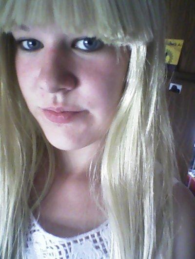 Moii en blonde