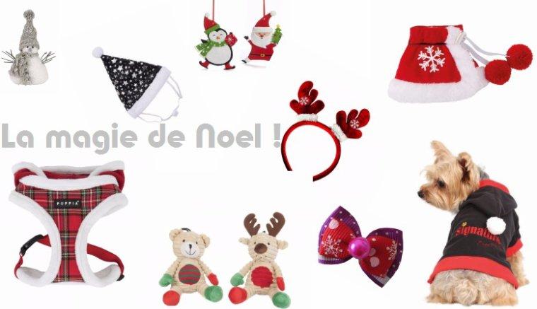 La collection de Noël pour chien et chat Jaiduchien est en ligne !