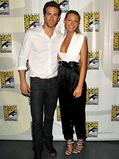 Blake et  Ryan...