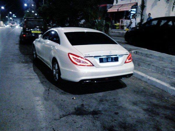notre voiture <3