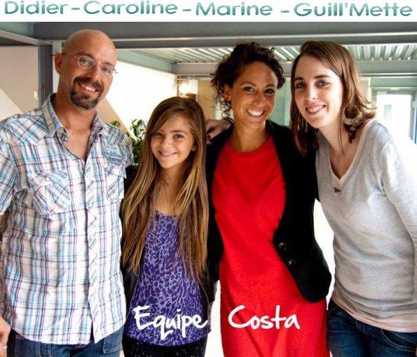 ♥ Caroline Costa ♥