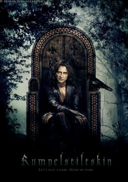 Once Upon  A Time: Mr Gold / Rumpelstiltskin /la bête / le ténébreux / le crocodile