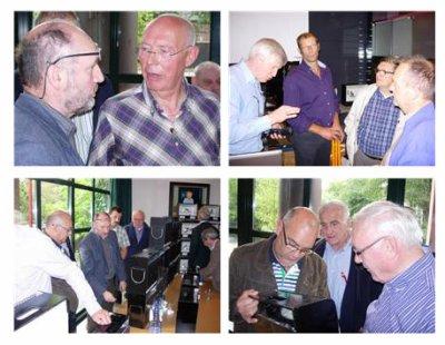 Sfeerbeelden V.v.N.K. TECHNISCHE DAG - GEEL 19.09.2010