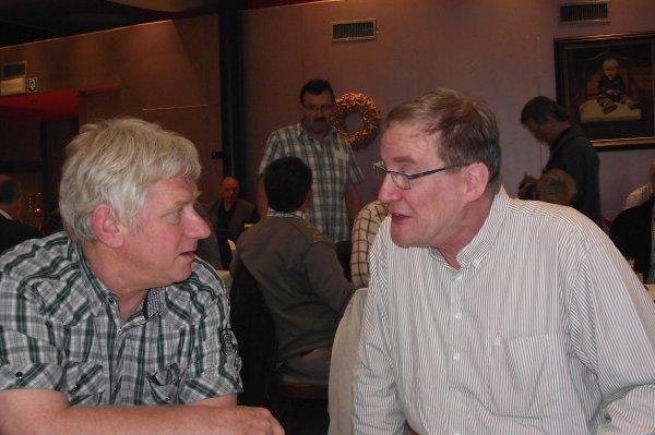 19.06.2011 - Prof. Anton Tijhuis gastspreker bij de V.v.N.K. te Geel
