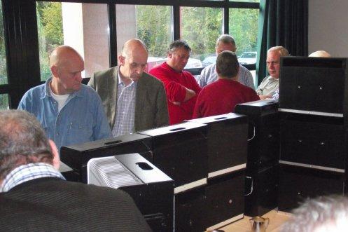 SfeerbeeldenTechnische dag V.v.N.K. - zondag 18 september 2011 te Geel