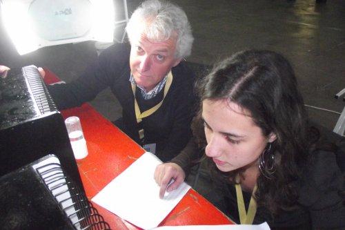 Sfeerbeelden - 1ste Keuringsdag te Mechelen V.v.N.K.- C.O.M.Show 02.11.2011