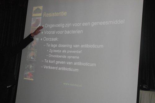 Presentatie Prof.dr. Gerry Dorrestein - Diagnostisch Laboratorium NOIVBD - 18.12.2011.
