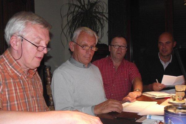 Beëdigde Kascontrolecommissie - V.v.N.K. Boekjaar 2011 - Ramsel - 21.09.2012
