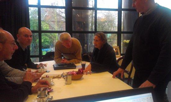Sfeerbeelden Bijeenkomst KleurkanarieSpeciaalclub V.v.N.K. zondag 23.12.2012 te Geel