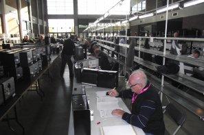 Keurdagen Internationale V.v.N.K.-C.O.M. Show - Brabanthal Leuven 2013 (33 keurders)