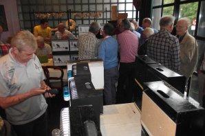 Sfeerbeelden Technische Dag V.v.N.K. te Geel - zondag 21 september 2014