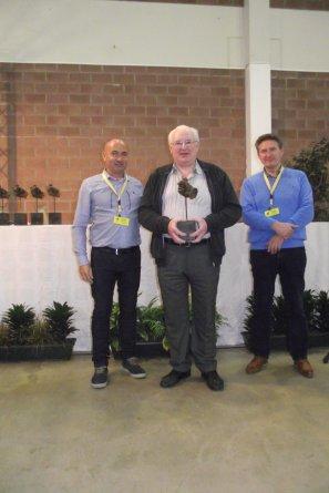 Hoofdgroepwinnaars (Beste Kwekers) Internationale V.v.N.K.-C.O.M. show 2015 (2)