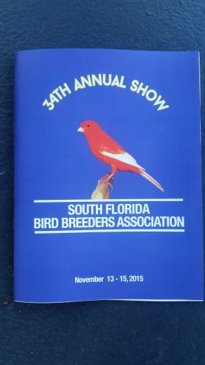 South Florida Bird Breeders Association > Judges Aldo Donati & Daniële Del Zompo (It.)