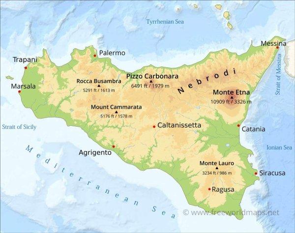 Enkele rit Marsala (Sicilië) vanuit Lievegem > Addio amici del cobalto! het ga jullie goed