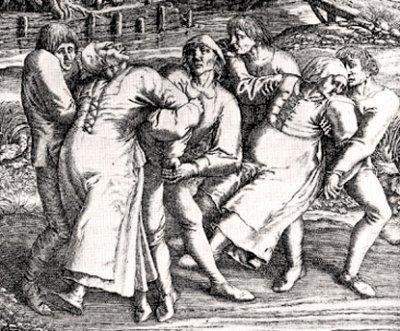 Une épidémie de danse !