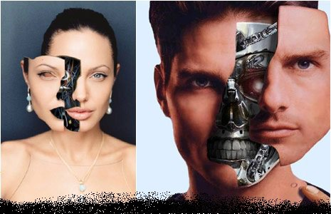 La naissance des Cyborgs !