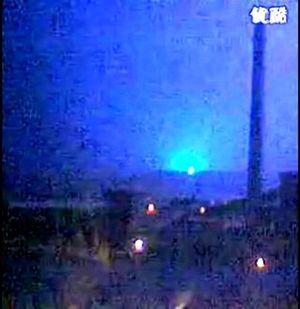 Chine, un village disparaît !