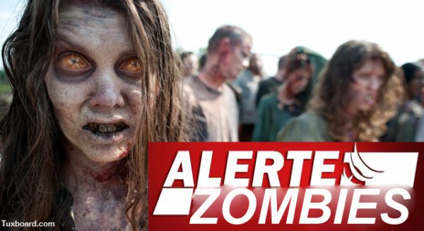 Zombies, une nouvelle espèce !