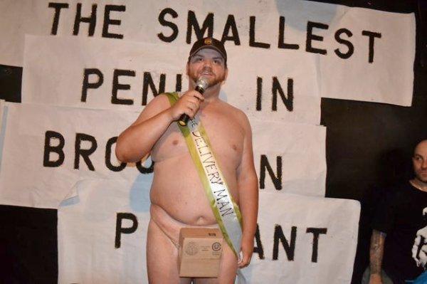 Le plus petit pénis des Etats-Unis !
