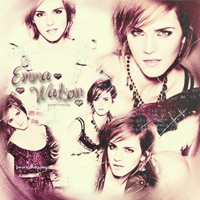 -Emma Watson _____________________________   Création • Décoration  •  Newsletter Rubrique : Biographie __________________________________ (c) PearlCandy