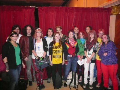 Paris Game Week ( 28.10.10 ) + Rencontre - concert My Chemical Romance ( 01.11.10 )