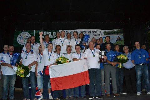 poland champion monde