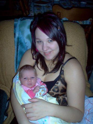 maintenant jeune maman !! :)