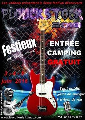Festival Plouckstock 2016