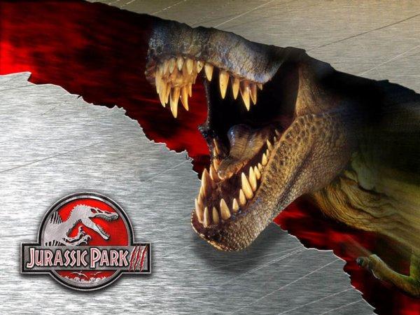 Wallpaper Jurassic Park 3