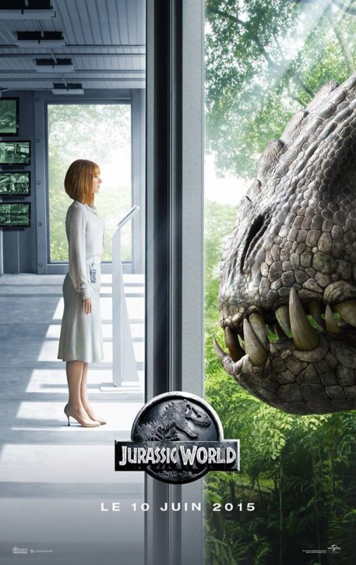 Poster Jurassik World