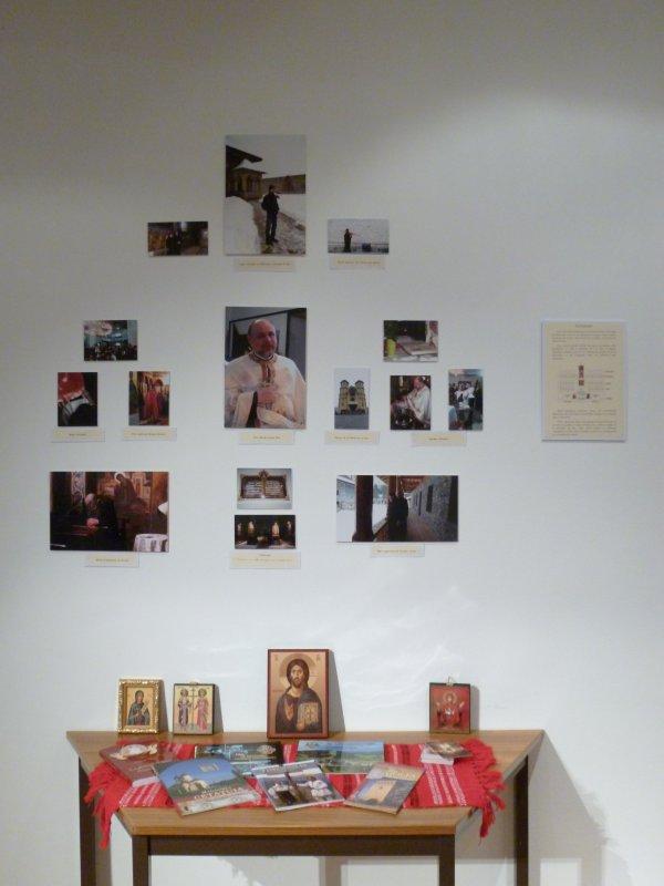 Travail du groupe qui s'est appuyé sur Les Lapins ne meurent pas (un roman du prêtre orthodoxe Savati Bastovoi)