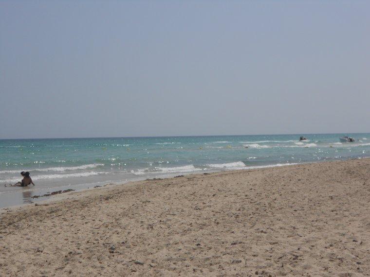 la plage de l hotel vincci helios
