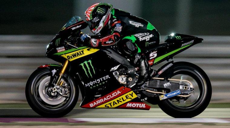 Ce week-end début de la saison de motoGP....